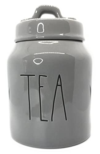 Rae Dunn Artisan Collection By Magenta Tea Canister 0