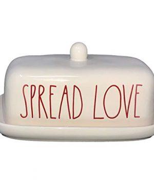 Rae Dunn Butter Dish Spread Love 0 300x360