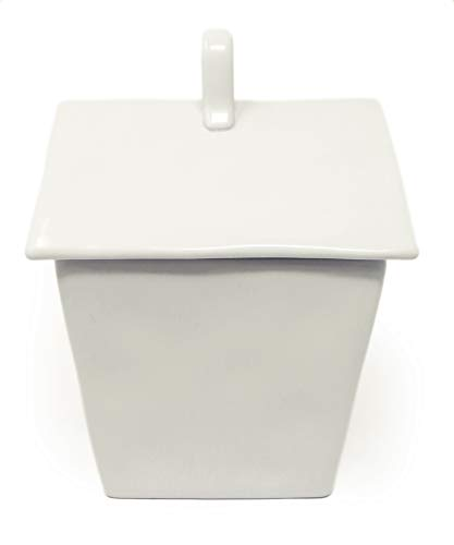 Rae Dunn By Magenta HOME Ceramic LL Birdhouse Shaped Canister Cookie Jar 2020 Limited Edition 0 1