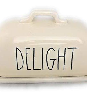 Rae Dunn Delight Butter Dish 0 300x333