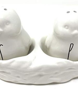 Rae Dunn Salt And Pepper Shakers Easter Chick Style Kitchen Decor Artisan Collection By Magenta 0 300x360