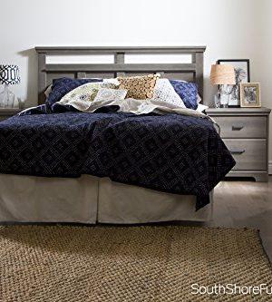 South Shore Versa Headboard Gray Maple Traditional 0 1 300x333