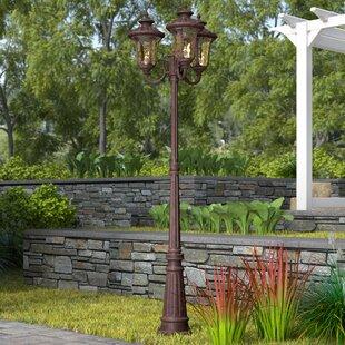 Carroll+3+-Light+87''+H+Hardwired+Lamp+Post+(Full)