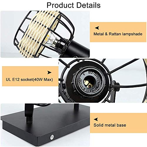 DLLT Modern LED Track Lighting Fixtures 2 Head Adjustable Track Wall Spotlight Semi Flush Mount Ceiling Light With Hollow Design For Living Room Home Kitchen Office E12 Base Bulbs Not Included 0 3