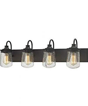 Elk Lighting 812134 Vanity Lighting Fixtures 10 X 32 X 7 Bronze10 X 32 X 7 0 300x360