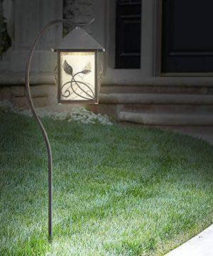 French Garden 27 High Bronze LED Landscape Path Light Franklin Iron Works 0 3 300x360