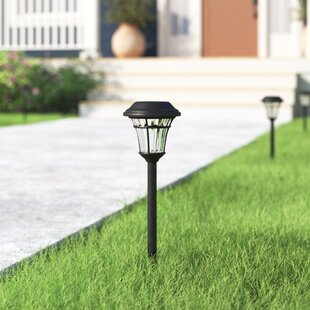 Jardin+Outdoor+1+Light+LED+Pathway+Light+(Set+of+6)
