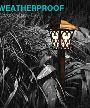 Malibu Outdoor Landscape Lighting Low Voltage LED Pathway Light 1W Oil Rubbed Bronze Garden Lights For Lawn Yard Patio 8405 9112 01 0 2 300x360