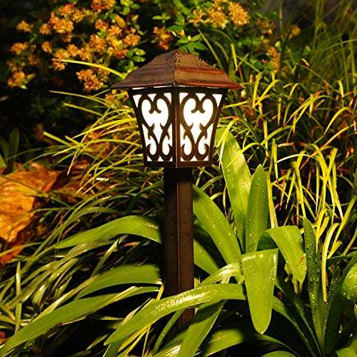 Malibu Outdoor Landscape Lighting Low Voltage LED Pathway Light 1W Oil Rubbed Bronze Garden Lights For Lawn Yard Patio 8405 9112 01 0 4