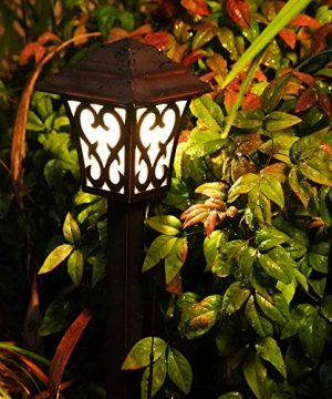 Malibu Outdoor Landscape Lighting Low Voltage LED Pathway Light 1W Oil Rubbed Bronze Garden Lights For Lawn Yard Patio 8405 9112 01 0 5 300x360