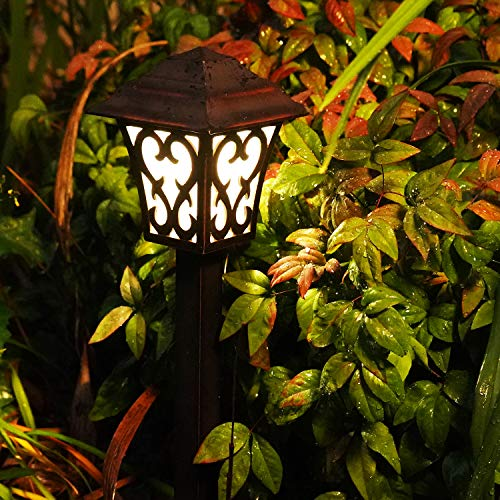 Malibu Outdoor Landscape Lighting Low Voltage LED Pathway Light 1W Oil Rubbed Bronze Garden Lights For Lawn Yard Patio 8405 9112 01 0 5