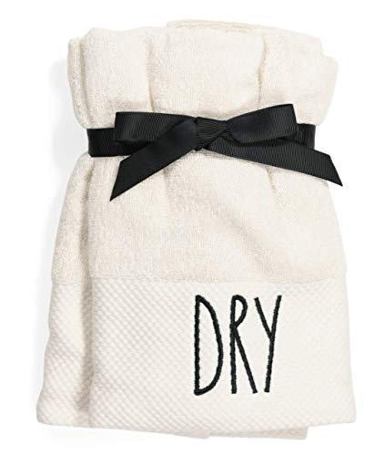 Rae Dunn By Magenta Hand Towels Set Of 2 Dry 0