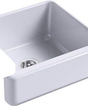 Kohler K 5664 GRL Whitehaven Kitchen Sink LavenderGrey 0 300x360