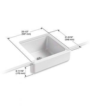 Kohler K 5664 PLM Whitehaven Kitchen Sink BlackPlum 0 0 300x360