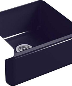 Kohler K 5665 DGB Whitehaven Kitchen Sink IndigoBlue 0 300x360