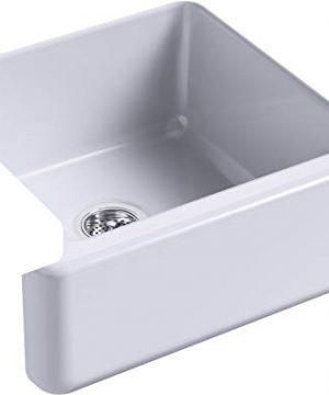Kohler K 5665 GRL Whitehaven Kitchen Sink LavenderGrey 0 300x360