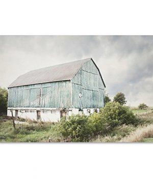 Late Summer Barn I Crop By Elizabeth Urquhart 30x47 Inch Canvas Wall Art 0 300x360
