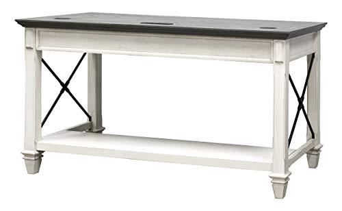 Martin Furniture Writing Table White 0 3