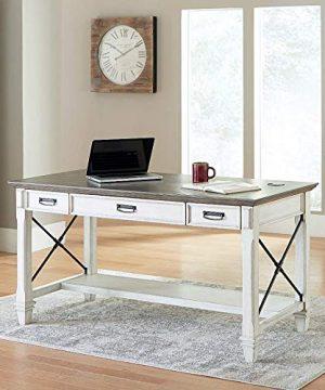 Martin Furniture Writing Table White 0 300x360