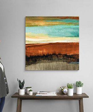 Rustic Sea Square I Canvas Wall Art Print Artwork 0 0 300x360
