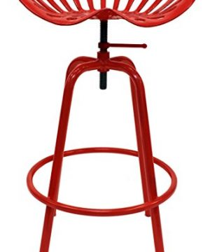 Leigh Country TX 97000 Red Tractor Seat Stool 0 300x360