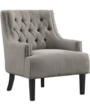 Lexicon Luster Accent Chair Taupe 0 300x360