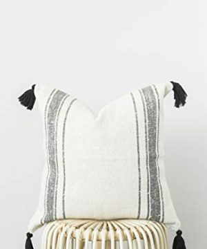 Woven Nook Decorative Tassel Throw Pillow Covers Luca Set Pack Of 2 18 X 18 0 0 300x360
