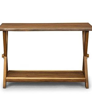 Forest Retreat Console Table By Home Styles 0 300x360