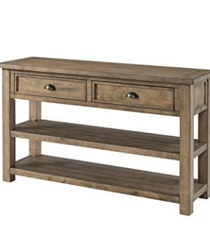 Martin Svensson Home Monterey Solid Wood Sofa Console Table Reclaimed Natural 0 300x360
