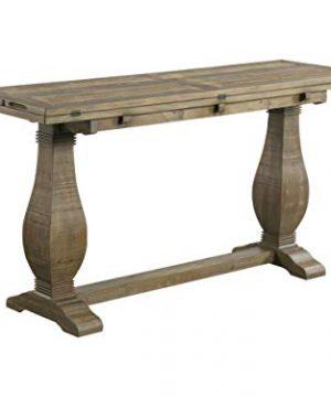 Martin Svensson Home Napa Flip Top Sofa Console Table Reclaimed Natural 0 300x360