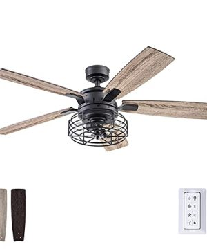 Prominence Home 51485 01 Cypher Ceiling Fan 52 Matte Black 0 300x360