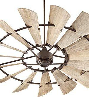 Quorum International Windmill 72 Ceiling Fan Oiled Bronze 97215 86 0 300x326