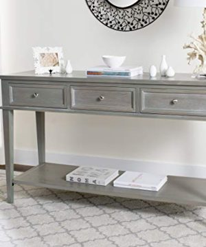 Safavieh American Homes Collection Manelin Sepia Console Table 0 300x360