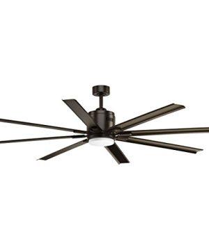 Vast Collection 72 Inch 8 Blade Bronze Modern Ceiling Fan 0 300x360